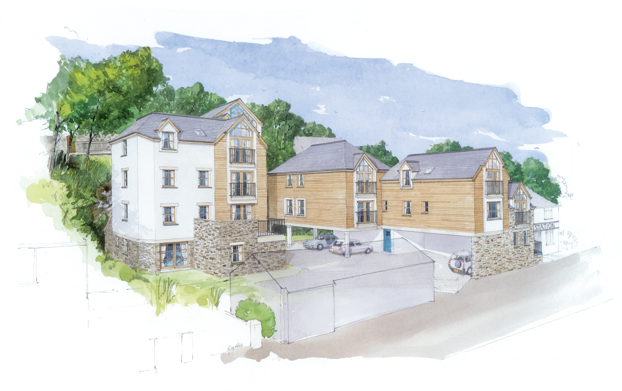 luxury-looe-drawings